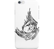 dead bunny iPhone Case/Skin
