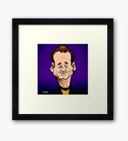 Bob Harris Framed Print