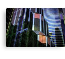 Architectural Patterns Canvas Print