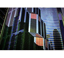 Architectural Patterns Photographic Print