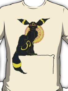 umbreon noir T-Shirt
