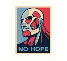 Attack on Hope Art Print