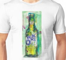Rolling Rock Beer - Latrobe Brewing Company Unisex T-Shirt