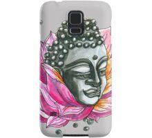 Decap Lotus Buddha (Rerelease) Samsung Galaxy Case/Skin
