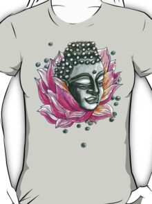 Decap Lotus Buddha (Rerelease) T-Shirt