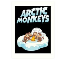 Arctic Monkeys Art Print