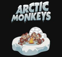Arctic Monkeys by icedtees