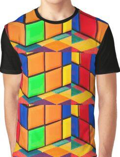 Blocks Graphic T-Shirt