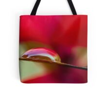 All Alone in the Red Zone Tote Bag