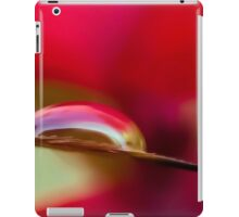 All Alone in the Red Zone iPad Case/Skin