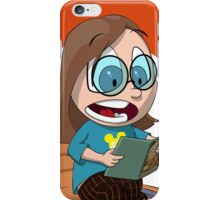Bench of Bookyness iPhone Case/Skin