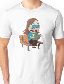 Bench of Bookyness Unisex T-Shirt