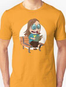 Bench of Bookyness T-Shirt