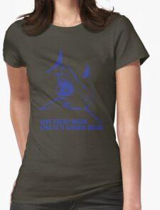 LIVE EVERY WEEK LIKE SHARK WEEK FUNNY SUPER SOFT TSHIRT 30 ROCK TEE EARTH NBC Womens Fitted T-Shirt