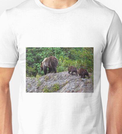 follow ma... Unisex T-Shirt