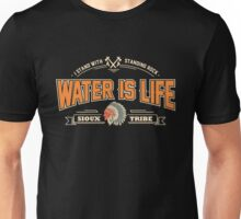 I support Standing Rock Sioux Unisex T-Shirt