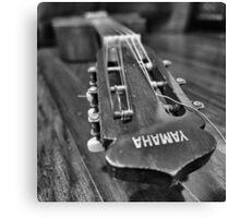 Yamaha Acoustic Canvas Print