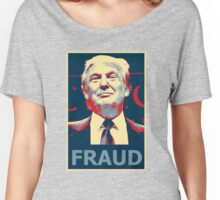 Trump University Women's Relaxed Fit T-Shirt