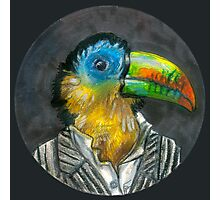 yuppie toucan Photographic Print