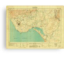 Historic Bass Coast Canvas Print