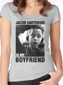 JACOB SARTORIUS Women's Fitted Scoop T-Shirt