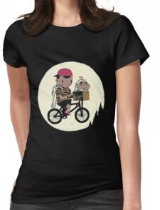 Earthbound - N.t. Womens Fitted T-Shirt
