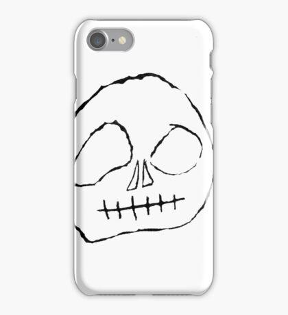 Skeleton Man iPhone Case/Skin