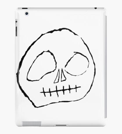 Skeleton Man iPad Case/Skin