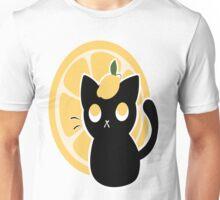 Cute Lemon Cat Unisex T-Shirt