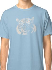 Hipster Tiger With Glasses Classic T-Shirt
