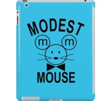 Modest Mouse Rock Band Black Hooded Sweatshirt Sz S M L XL iPad Case/Skin