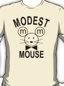 Modest Mouse Rock Band Black Hooded Sweatshirt Sz S M L XL T-Shirt
