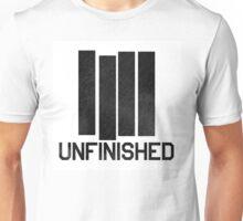 Unfinished - Brushed Look Unisex T-Shirt
