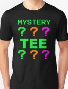 Mystery Tee Shirt Random Funny Cheap T-Shirt Pop Culture Hipster Graphic Sale T-Shirt