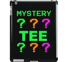 Mystery Tee Shirt Random Funny Cheap T-Shirt Pop Culture Hipster Graphic Sale iPad Case/Skin