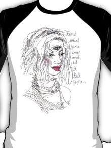 altitudinarian (white background) T-Shirt