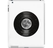 Moon In Space Vinyl LP Record iPad Case/Skin