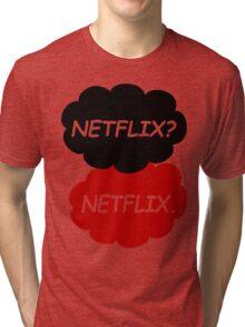 Netflix Netflix Tri-blend T-Shirt
