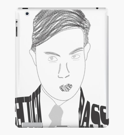 Chuck Bass iPad Case/Skin