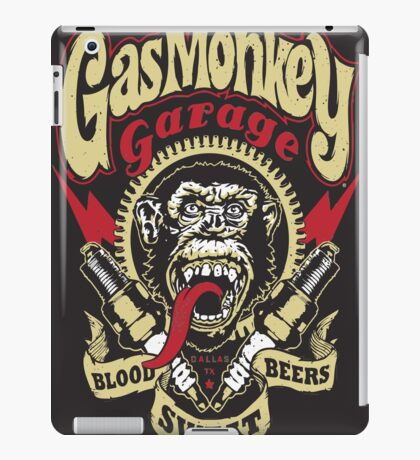 GASMONKEY GARAGE iPad Case/Skin