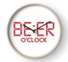 Beer O'Clock - Clock Clock