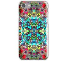 Fantasia Collection - Flower Frenzy iPhone Case/Skin