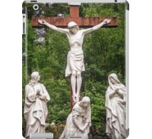 Crucifixion in Cork iPad Case/Skin
