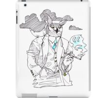 great horned mob boss iPad Case/Skin