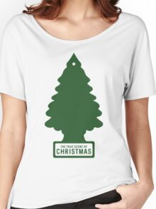 The True Scent of Christmas Women's Relaxed Fit T-Shirt