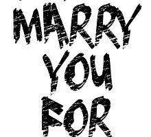 The Wedding Proposal by papabuju