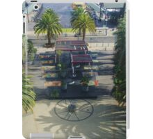 Riverside From The Bell Tower iPad Case/Skin