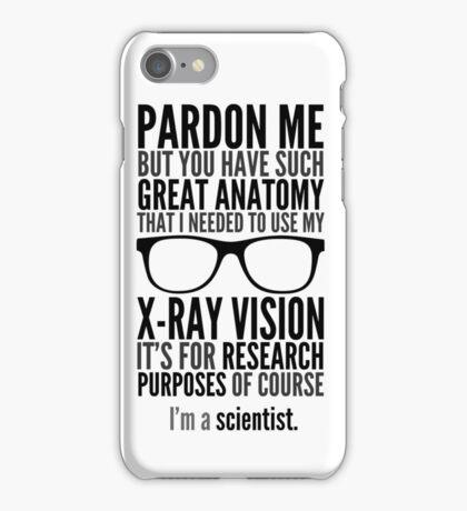 I'm A Scientist iPhone Case/Skin