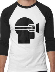 OCULUS Men's Baseball ¾ T-Shirt