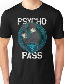 Officer Kougami Psycho-pass Unisex T-Shirt